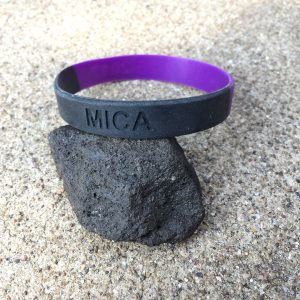 project MICA wristband
