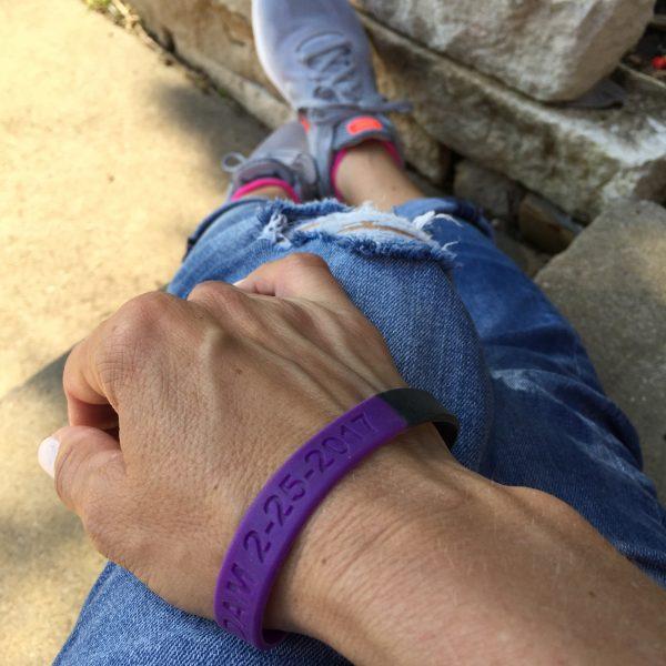 projectMICA wristband