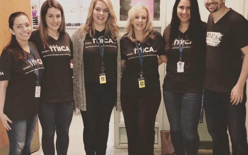 ALK School Dresses Down for projectMICA